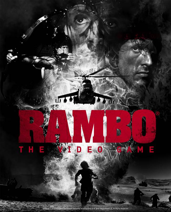 Rambo: The Video Game – News, Reviews, Videos, and More