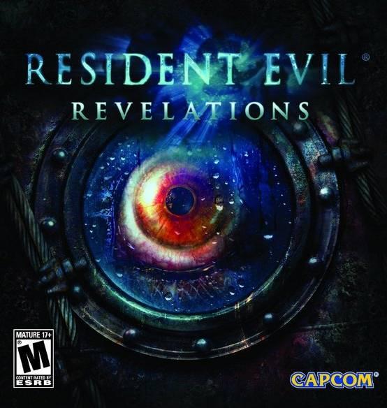 Resident Evil: Revelations Box Art