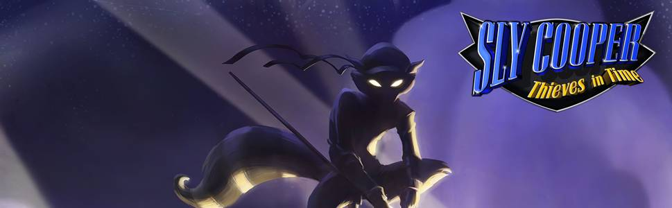 Sly Cooper: Thieves in Time Wiki