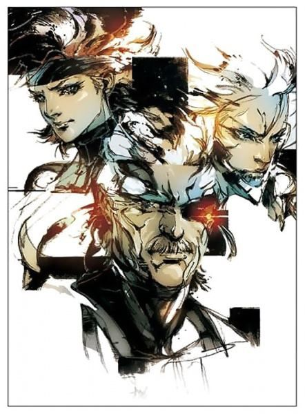 Special Surprise For MGS 25th Anniversary