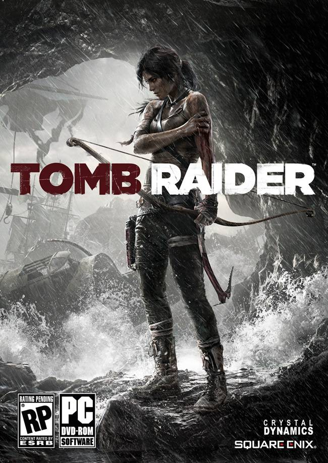 Tomb Raider (2013 Video Game) Box Art