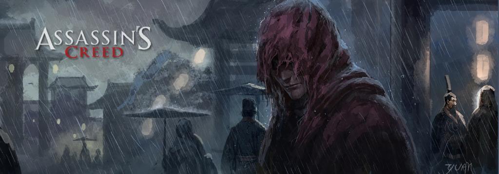 UADHM Assassin's Creed 4 را با تصاویر هنری جدید در چین ببینید