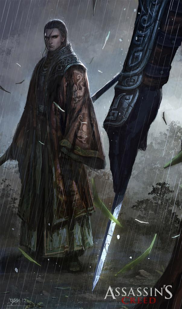 auByb Assassin's Creed 4 را با تصاویر هنری جدید در چین ببینید
