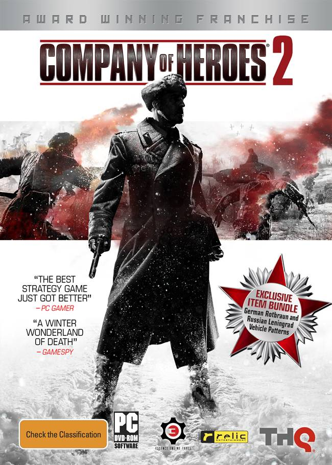 Company of Heroes 2 – News, Reviews, Videos, and More