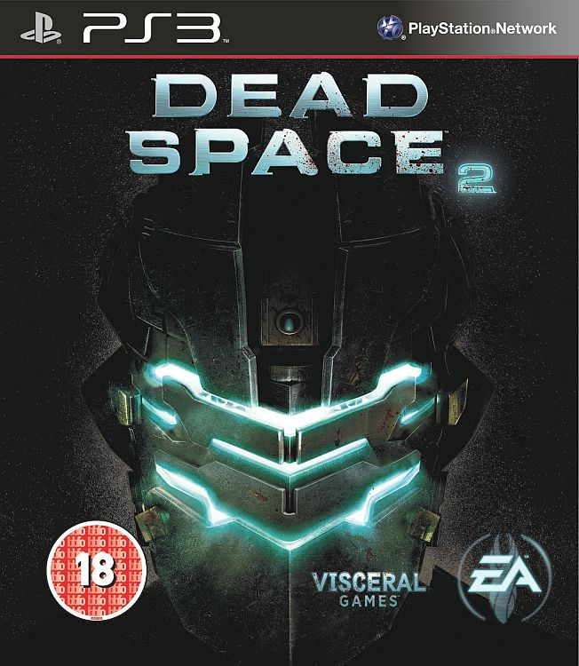 deadspace 2 box art