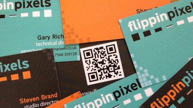 flippin pixels