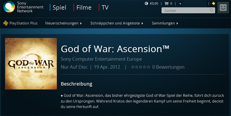 god of war ascension delay rumour