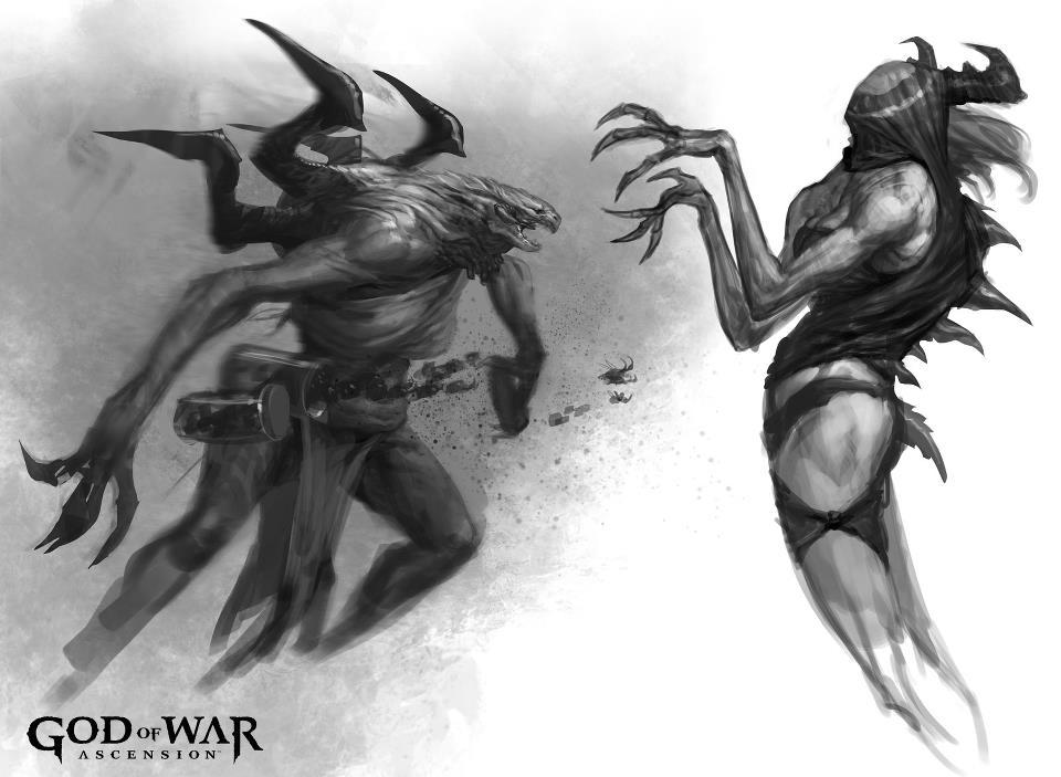 god of war art book pdf