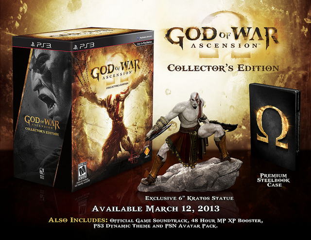 god of war ascension_collector's edition