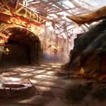 god of war ascension_environments_concept art_02
