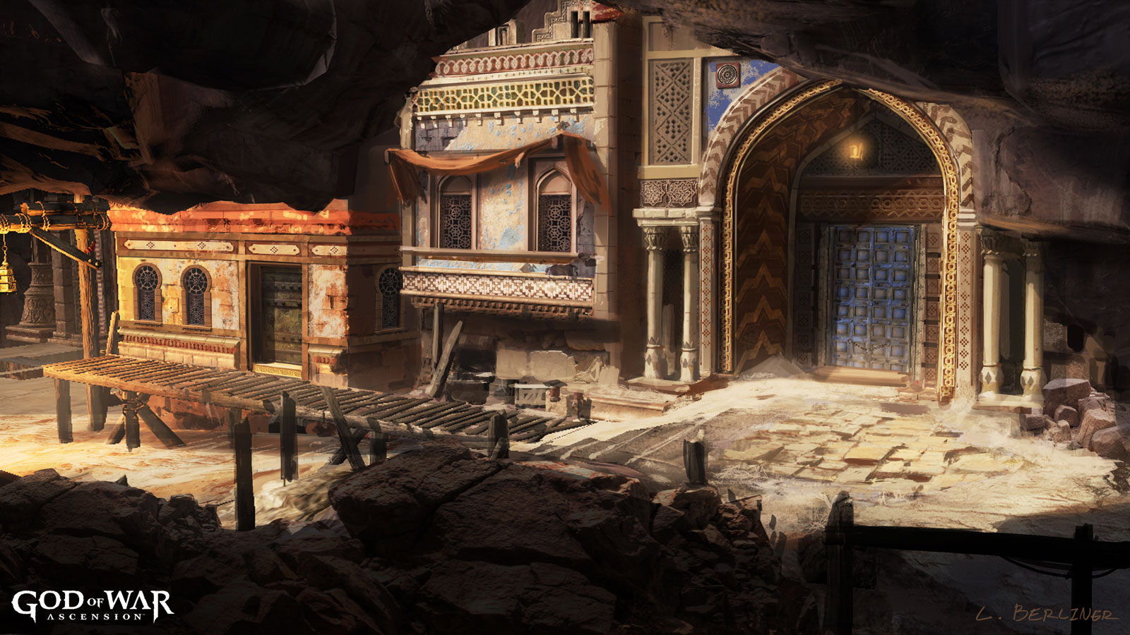 god of war ascension_environments_concept art_12