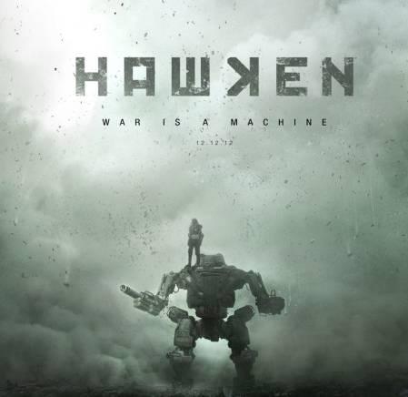 Hawken Box Art