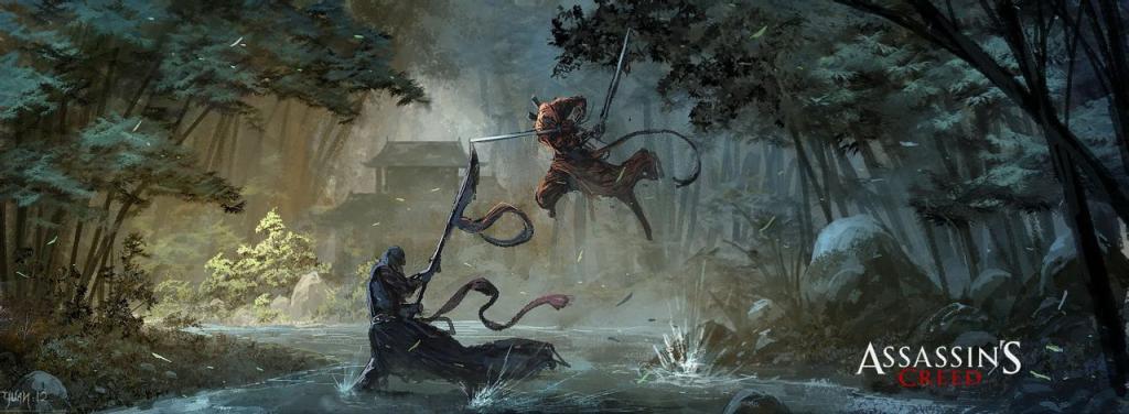jx3qq Assassin's Creed 4 را با تصاویر هنری جدید در چین ببینید