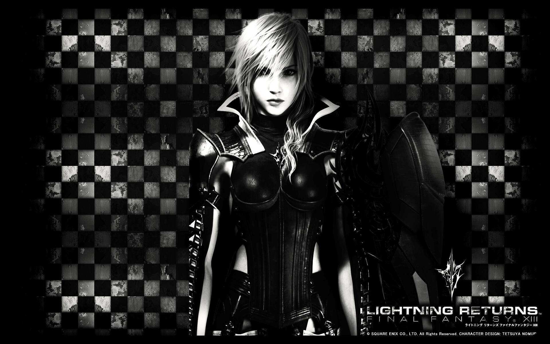 Lightning returns final fantasy 13 wallpaper hd « gamingbolt.com