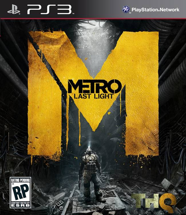 Metro: Last Light – News, Reviews, Videos, and More