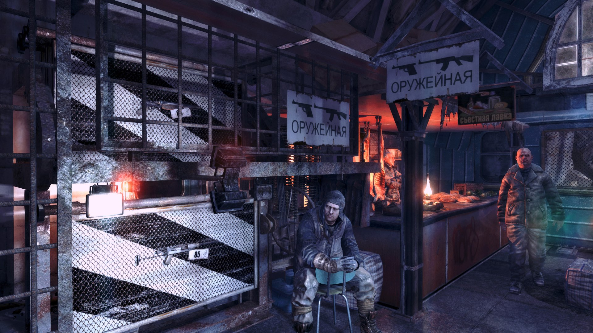 Game Play On The Outside Has Changed Drastically As Metro 2033 Took Place In A Frozen Moscow While Last Light