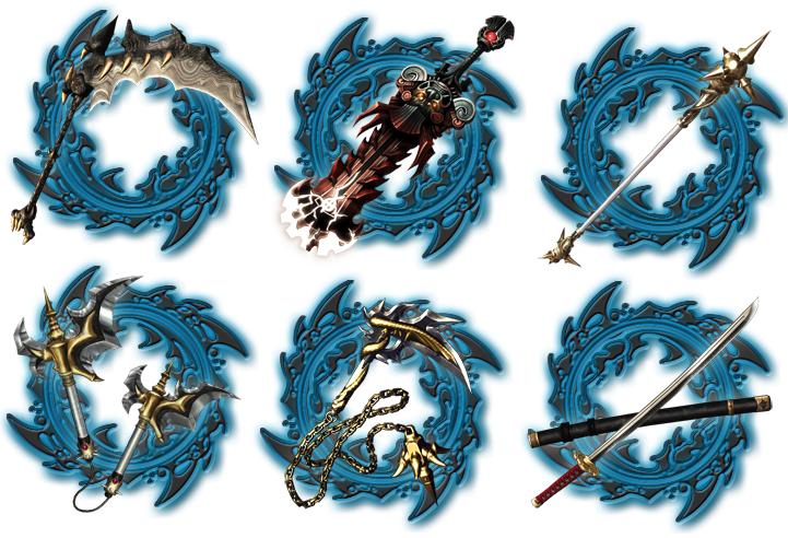 ninja gaiden 2 weapons