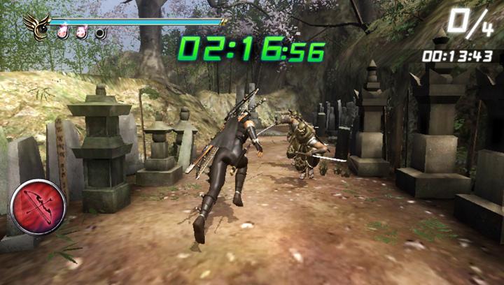 ninja race