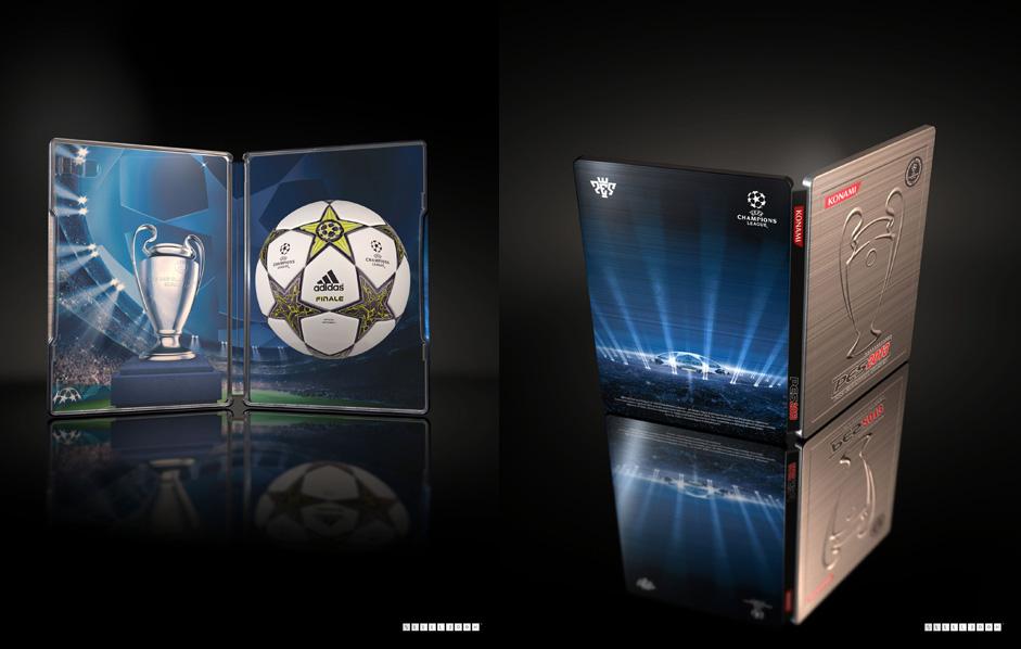 pes 2013 steelbook edition