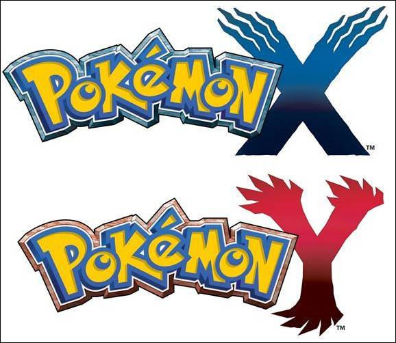 Pokemon X and Y Box Art