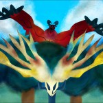 Pokémon X and Y illustrations and starter types revealed