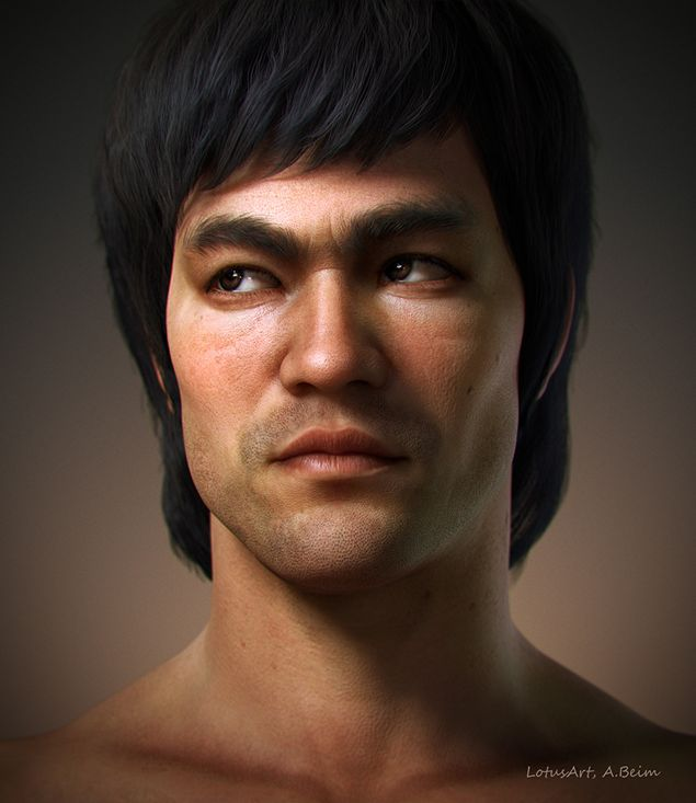 Can PS4 And Xbox 720 Character Models Look Like This? | Page 4