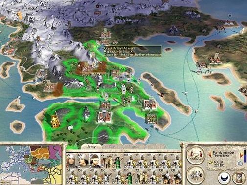 rome diplomacy