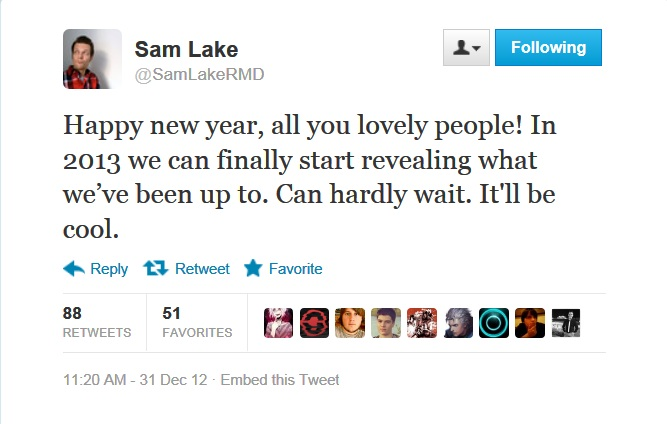 sam lake remedy