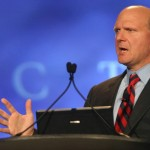 Microsoft Rumoured to be Looking at Current Ford CEO for Ballmer's Position