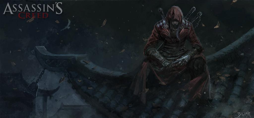 vnPgR Assassin's Creed 4 را با تصاویر هنری جدید در چین ببینید