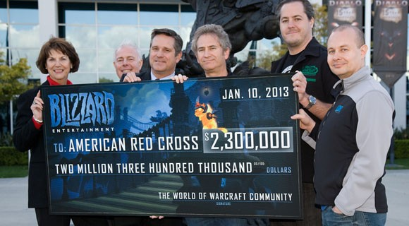 world of warcraft relief funds