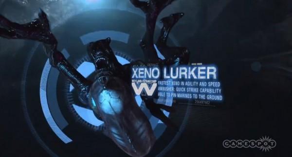 xeno lurker