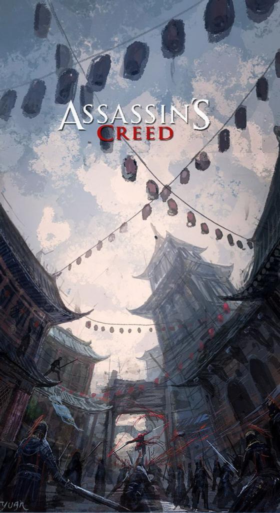 zHF2l Assassin's Creed 4 را با تصاویر هنری جدید در چین ببینید