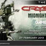 Game4u to hold a midnight launch for Crysis 3