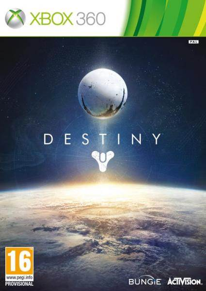 Destiny (video game) Box Art