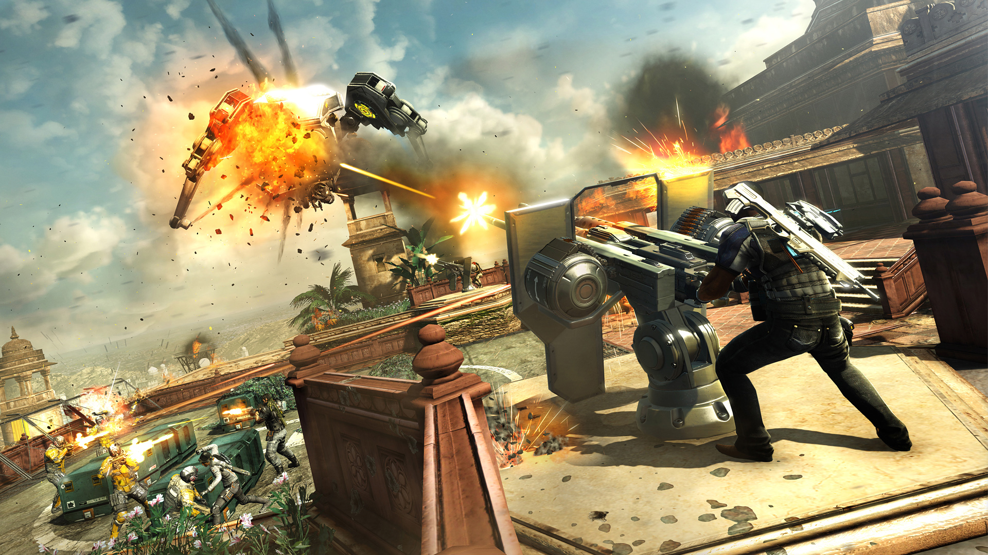 fuse review rh gamingbolt com fuse game xbox 360 fuse game xbox 360