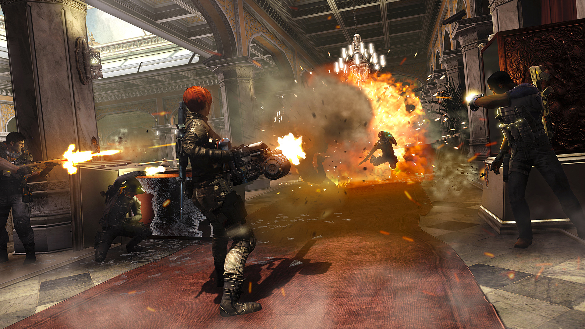 FUSE: New Screenshots Showcase Gameplay from Insomniac's ... on xbox 360 pc, xbox 360 spiele, xbox 360 internet, xbox 360 gry, xbox 360 mmorpg, xbox 360 facebook, xbox 360 software, xbox 360 juegos, xbox 360 series, xbox 360 wallpapers, xbox 360 online, xbox 360 racing games, xbox 360 google, xbox 360 windows, xbox 360 gam, xbox 360 hardware, xbox 360 gow, xbox 360 brasil, xbox 360 home, xbox 360 android,
