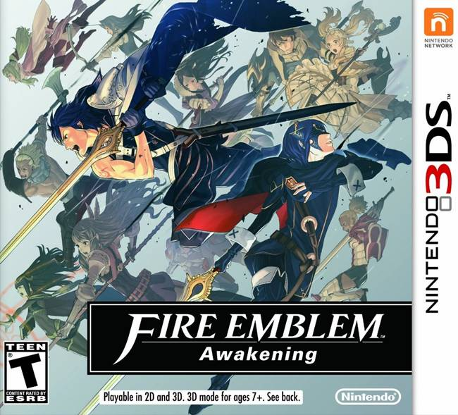 Fire Emblem: Awakening – News, Reviews, Videos, and More