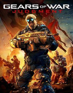 Gears of War: Judgment Box Art