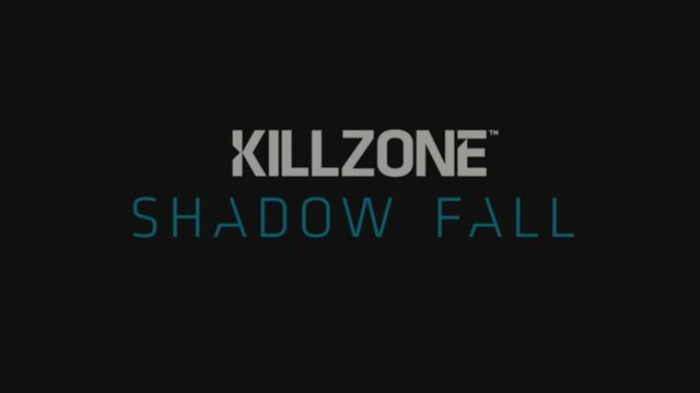 Killzone Shadowfall title