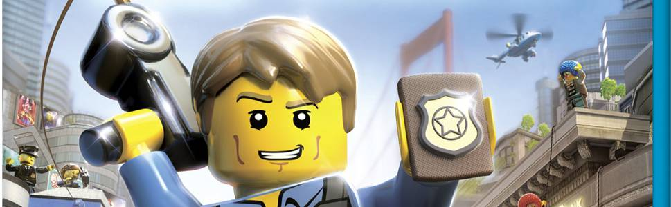 Lego City Undercover Cover Image