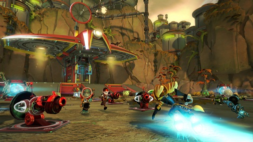 Ratchet-and-Clank-QForce 2