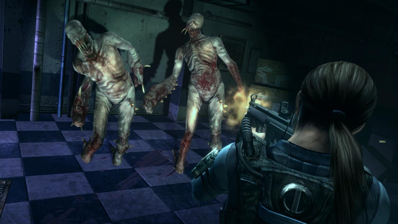 Resident Evil Revelations Hd Video Walkthrough Game Guide