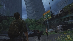 Check Out The First Trailer For The Last of Us- Reclaimed Territories