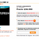 Battlefield 4 And Call of Duty Modern Warfare 4 Listed By Retailer