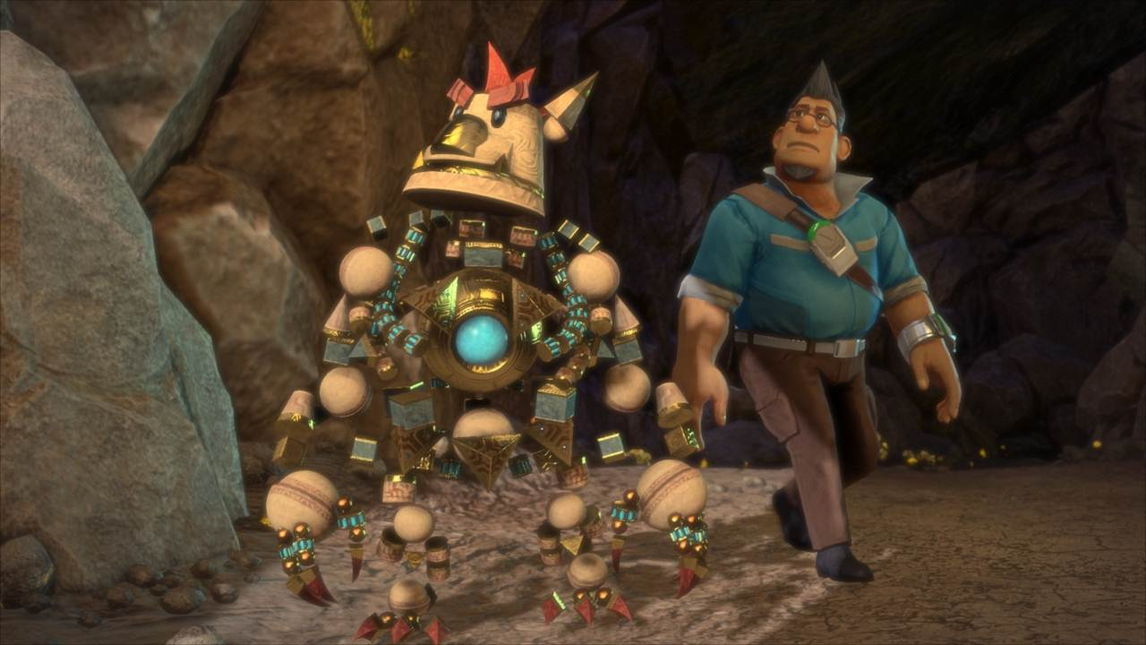 Knack ps4 screenshots
