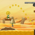 New Super Mario Bros. U DLC to feature Luigi as a playable character