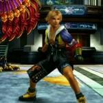 Final Fantasy X HD screens