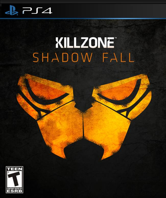 Killzone Shadow Fall Box Art