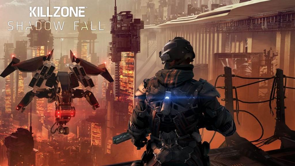 killzone shadow fall ps4 wallpaper